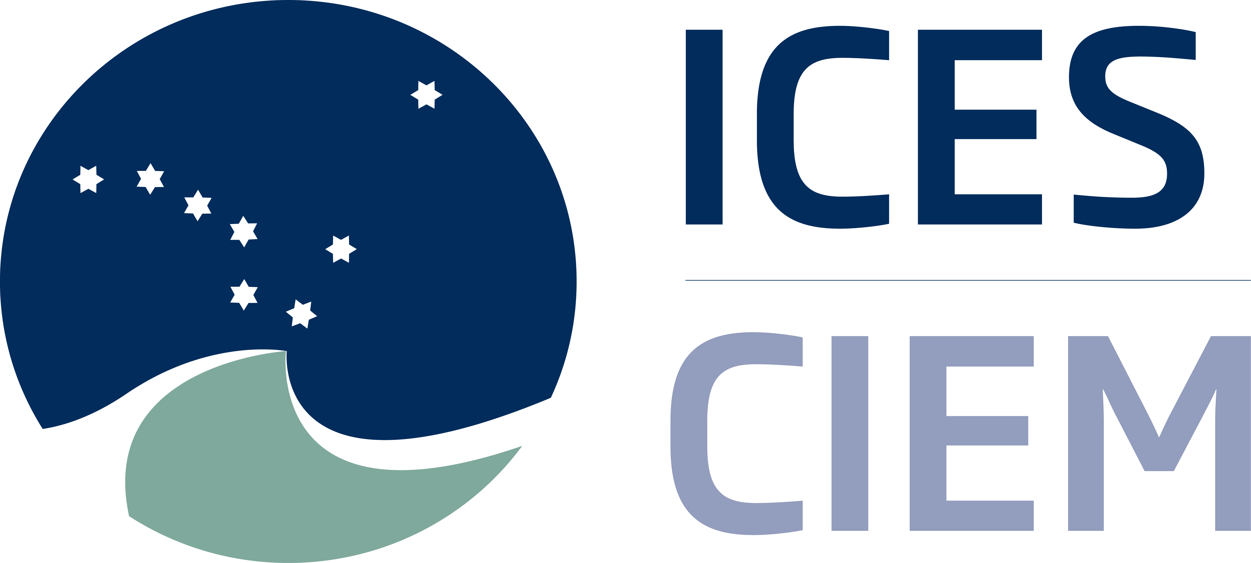 ICES logo acronym colour png
